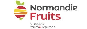 Logo Normandie Fruits grossiste en fruits et légumes Normandie