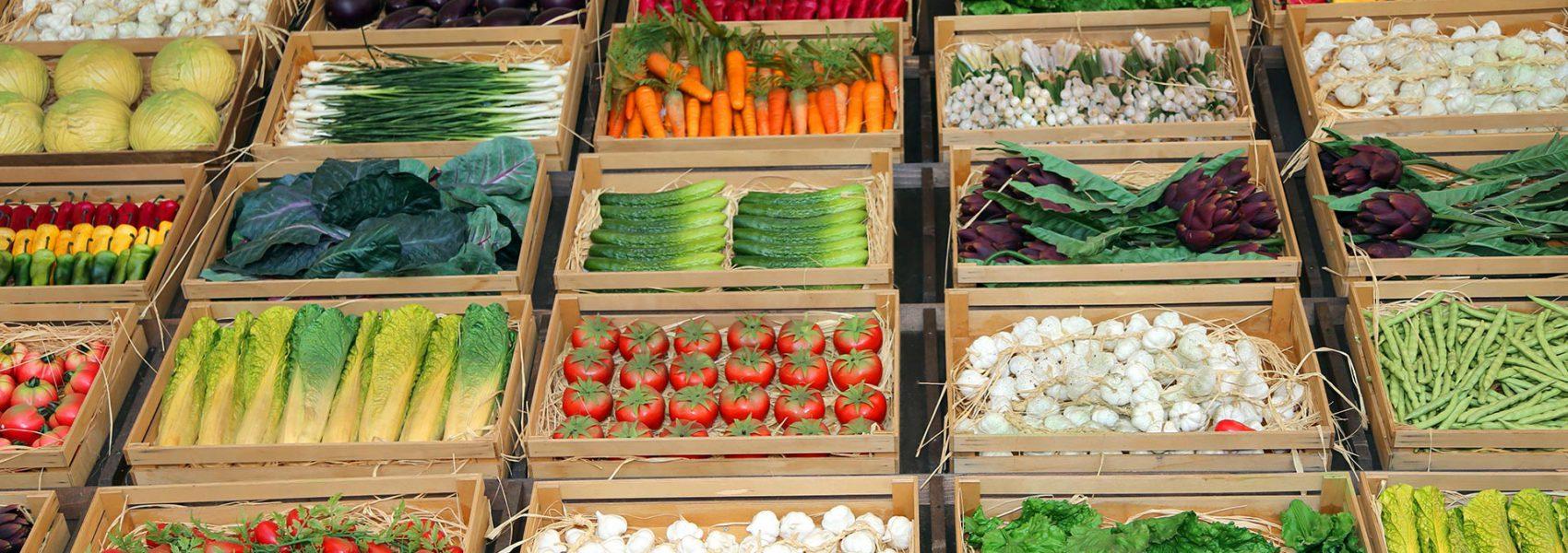 Fournisseur en Normandie Fruits et légumes