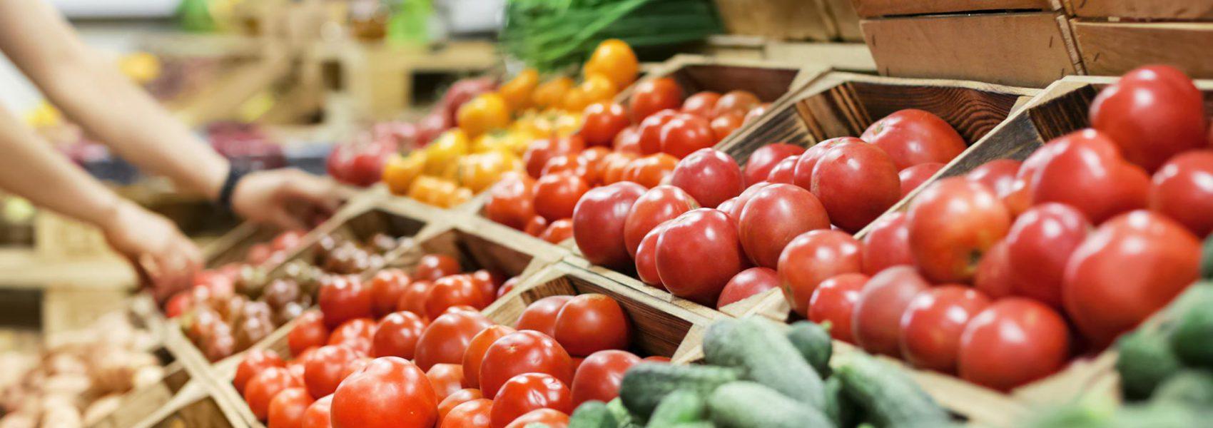 Grossiste en Fruits et légumes basé à Caen